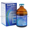 Baytril Max (Enrofloxacin/Benzyl Alcohol/Butyl Alcohol) - 100mg/20mg/30mg/mL (100mL)