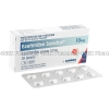 Ezetimibe Sandoz (Ezetimibe) - 10mg (30 Tablets)