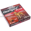 Heartgard Plus (Ivermectin/Pyrantel) - 272mcg/227mg (6 ChewablesTablets) (Brown)