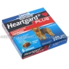 Heartgard Plus (Ivermectin/Pyrantel) - 68mcg/57mg (6 ChewablesTablets) (Blue)