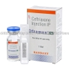 Oframax Injection (Ceftriaxone) - 1gm (10ml)