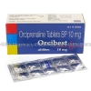 Orcibest (Orciprenaline Sulfate BP) - 10mg (10 Tablets)