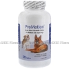 ProMotion for Med/Large Dogs (Crude Protein/Crude Fat/Crude Fiber/Moisture/Manganese/Zinc/Ascorbic Acid/Cysteine/Glucosamine HCL) - 29.5%/2.52%/14.52%/3.19%/10mg/2mg/25mg/25mg/700mg (120 Tablets)