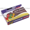 Vermox (Mebendazole) - 100mg (6 Tablets -  Choc Chews)