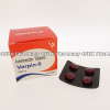 Verpin-6 (Ivermectin) - 6mg (10 x 4 Tablets)