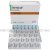 Xenical (Orlistat) - 120mg (42 Capsules)(Turkey)