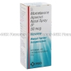Nasonex Nasal Spray (Mometasone Aqueous)