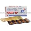 Amace-BP (Benazepril HCl/Amlodipine) - 10mg/5mg (10 Tablets)