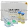 Ambisome (Liposomal Amphotericin B) - 50mg (10 Vials)