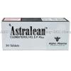 Astralean (Clenbuterol HCL) - 40mcg (50 Tablets)