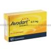 Avodart (Dutasteride) - 0.5mg (30 Capsules) (Turkey)