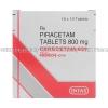 Cerecetam-800 (Piracetam) - 800mg (10 Tablets)
