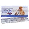 Clavet-250 (Amoxicillin/Clavulanate Potassium) - 200mg/50mg (10 Tablets)