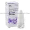Dorzox Eye Drops (Dorzolamide) - 2% (5mL)