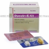 Duovir-E Kit (Lamivudine/Zidovudine/Efavirenz) - 150mg/300mg/600mg (3 Tablets)