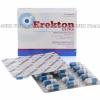 Erekton ULTRA (D-aspartic Acid/Fenugreek Extract/Maca Root Extract/Oat Extract/Zinc/L-arginine/Guarana Extract/Vitamin B6) - 30 Capsules