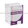 Erlocip-100 (Erlotinib) - 100mg (30 Tablets)