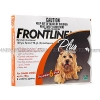 Frontline Plus for Dogs (Fipronil/S-Methoprene) - 9.8%/8.8% (0.67mL x 6)