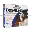 Frontline Plus for Dogs (Fipronil/S-Methoprene) - 9.8%/8.8% (1.34mL x 6)