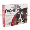 Frontline Plus for Dogs (Fipronil/S-Methoprene) - 9.8%/8.8% (4.02mL x 6)