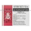 Glyciphage (Metformin) - 250mg (10 Tablets)