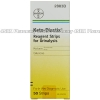 Keto-Diastix (Reagent Strips for Urinalysis)