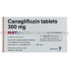 Motivyst (Canagliflozin) - 300mg (10 Tablets)