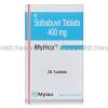 MyHep (Sofosbuvir) - 400mg (28 Tablets)