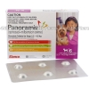 Panoramis (Spinosad/Milbemycin Oxime) - 140mg/2.3mg (6 Chewable Tablets)