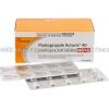 Pantoprazole Actavis (Pantoprazole Sodium Sesquihydrate) - 40mg (100 Tablets)