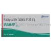 Parit (Rabeprazole) - 20mg (30 Tablets)