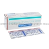 Pramipex (Pramipexole Dihydrochloride) - 0.25mg (10 Tablets)
