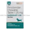 Safeheart 1.25 (Pimobendan) - 1.25mg (30 Tablets)