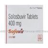 Sofovir (Sofosbuvir) - 400mg (7 Tablets)