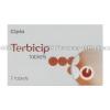 Terbicip (Terbinafine HCL) - 250mg (7 Tablets)