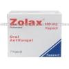 Zolax (Fluconazole) - 100mg (7 Capsules)