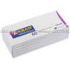 Zyban (Bupropion Hydrochloride) - 150mg (60 tablets)(Turkey)